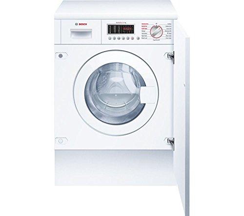 Bosch Serie 6 WKD28541GB 7kg Wash 4kg Dry 1400rpm Integrated Washer Dryer