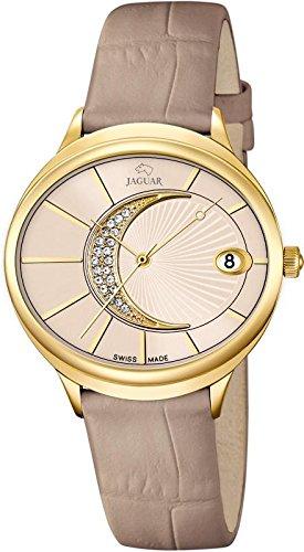 Jaguar Daily Classic J803/2 Wristwatch for women Swiss Made