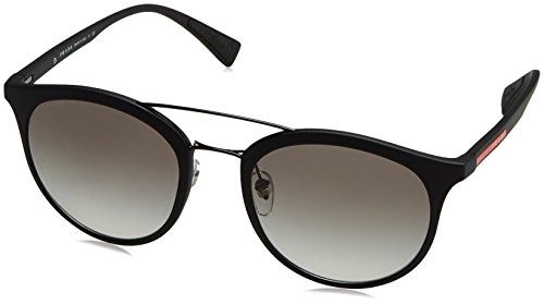 Prezzo prada sport black rubber with