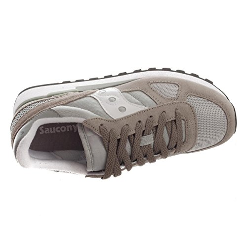 SAUCONY 1108-524 SHADOW ORIGINAL grigio scarpe donna sneakers Gry White