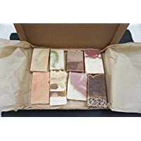 Soap Sampler Gift set - Plastic Free - Palm Free - Vegan - Body Soap - Handmade in Devon UK (SW England)