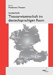 Theaterwissenschaft im deutschsprachigen Raum