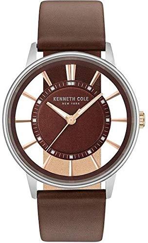 Kenneth Cole KC14994002 Reloj de Pulsera para Hombre
