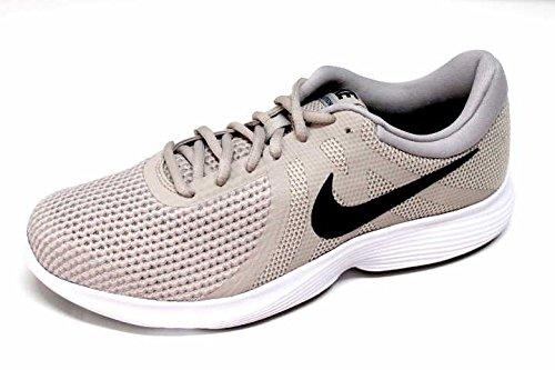 Nike Herren Revolution 4 EU Laufschuhe, Blau (Moon Particle/Midnight Navy 201), 45.5 EU (Navy Midnight Herren-schuhe)