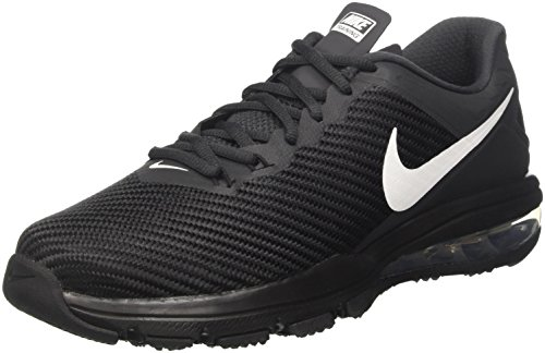 Nike Air Max Full Ride TR 1.5, Baskets Homme, (Noir/Blanc-Anthracite), 42.5 EU