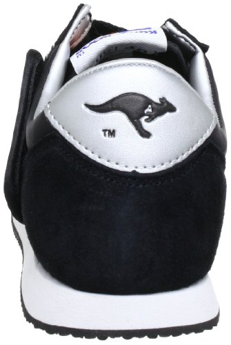 Kangaroos Combat, Baskets mode homme Noir (Blk/Wht)