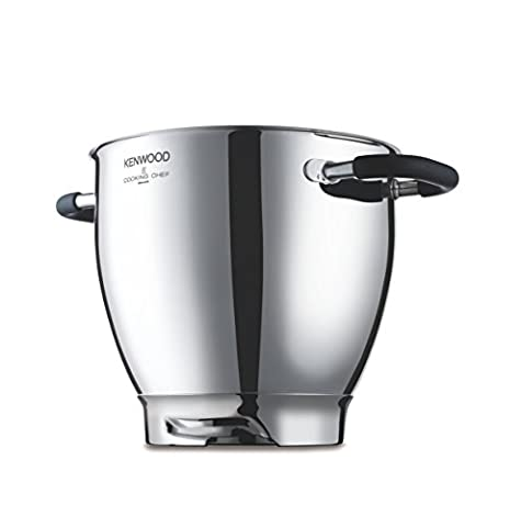 Livres Cooking Chef - Kenwood 37575 Bol Inox pour Cooking
