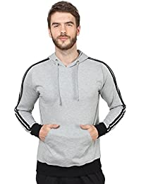 SayItLoud Men's Solid Sweatshirt