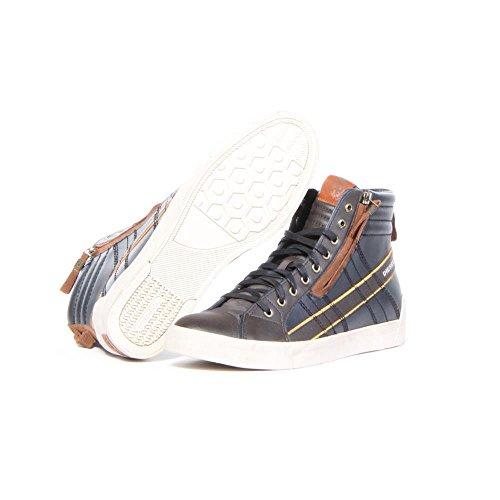 DIESEL Herren Sneaker Bungee-Seil / Schwarz