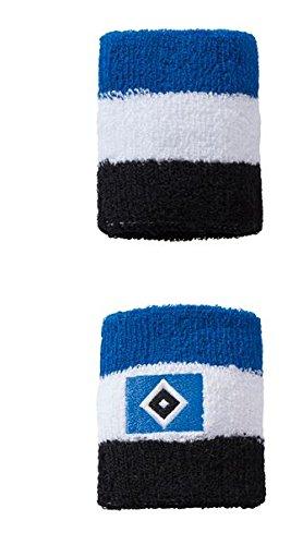 "Hamburger SV Schweißband ""b-w-s"" 2er-Set"