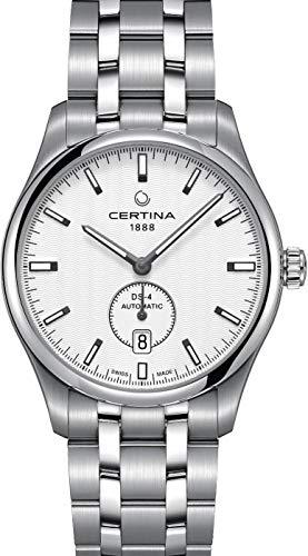 CERTINA DS-4 Herren-Armbanduhr Armband Edelstahl AUTOMATIK C022.428.11.031.00