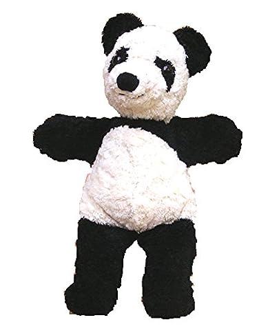 Kallisto Kindergartentier Panda Beppo, ca. 30 cm, Baumwolle
