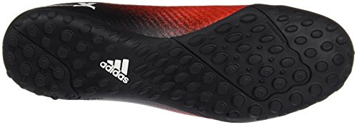adidas X 16.4 Tf, Bottes Homme Rouge (Red/ftwr White/core Black)