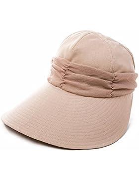 Rosa, Sombrero De Sol, Sol De Verano Sombrero, Sombrero De Sol Al Aire Libre (Sobre 57-58Cm),Light Café