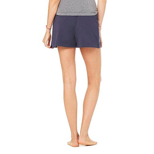 Fitness Shorts mit Elasthan Spandex in verschiedenen Farben Gr. S-XL von noTrash2003 Navy