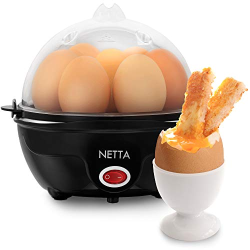 NETTA Electric Egg Boiler Poache...