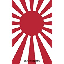 Rising Sun Flag: Notebook