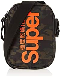 Superdry Racing Pouch - Mochilas Hombre