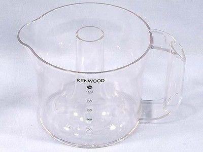 KENWOOD CONTENITORE RECIPIENTE SUCCO 1000ml SPREMIAGRUMI JE280 JE290 DJE281
