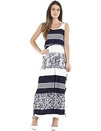 Glam Coture - Vestito - Senza maniche - Donna 42fbee3c7f4