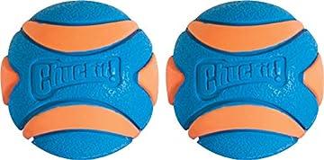 Hundespielzeug: Chuckit!. Ultra Squeaker-Ball für Hunde