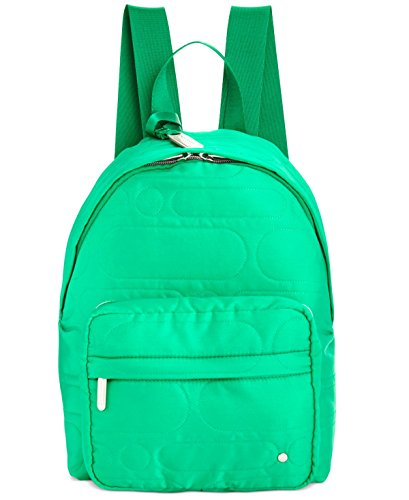 lesportsac-bolso-mochila-para-mujer-verde-logo-deboss-mojito