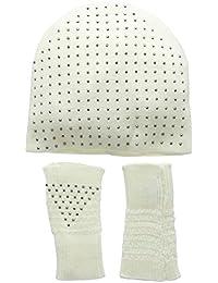 ECHO Damen Handschuhe Fingerless Glove Set