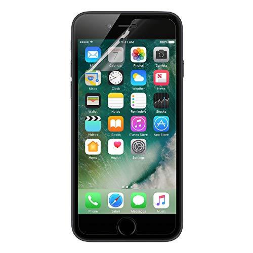 Belkin transparente TrueClear Displayschutzfolie (2er-Pack, geeignet für iPhone 8 Plus, iPhone 7 Plus) Belkin Screen Protector