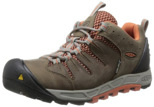 KEEN Bryce WP Shitake/Arabesque, Lightweight hiking boot for worldwide excursions Shitake/Arabesque