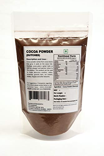 HealthyHive Cocoa Powder (Dutched) (250 Grams)