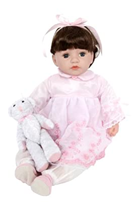 Small Foot Company 3695 Julia - Muñeca, 55 cm de Small Foot Company