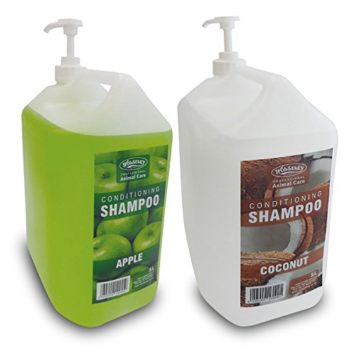 5L-Wolseley Essentials Yard Shampoo Everyday veredelungstechnik Fellpflege Pferd Animal Care und Tigerbox® Antibakteriell Pen.