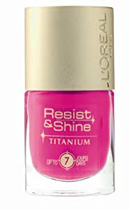 L'Oréal Paris Resist & Shine Titan, vernis à ongles n ° 151, 9 ml