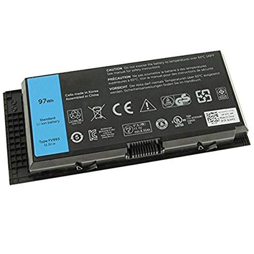 GreatCell FV993 FJJ4W 11.1V 97Wh Ersatz Laptop Akku Batterie für Dell Precision M4600 M4700 M4800 M6600 M6700 M6800 3DJH7 97KRM PG6RC R7PND 0TN1K5