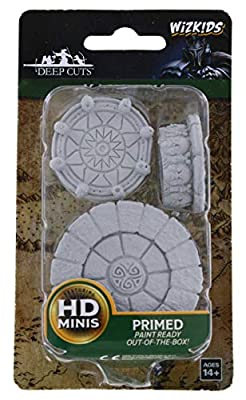 WZK73368 - Pathfinder Deep Cuts Wave 5 - Unpainted Miniatures - Magic Dias