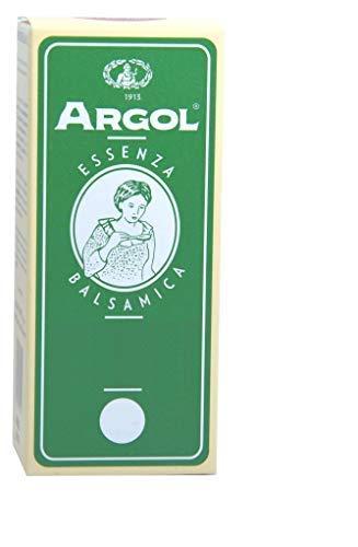 Argol Einreibung oder als Tropfen,100ml, mit acht ätherischen Ölen bei Migräne, Rheuma, Schmerzen, für die Gelenke, regen Verdauung an, Stärkung immunsystem, muskelerwärmung, - Alba Massage-Öl