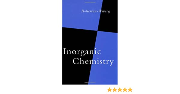 Buy holleman wibergs inorganic chemistry book online at low prices buy holleman wibergs inorganic chemistry book online at low prices in india holleman wibergs inorganic chemistry reviews ratings amazon fandeluxe Gallery