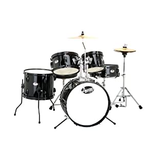 Astro MAXS516JR-BK 5-Piece Drum Set