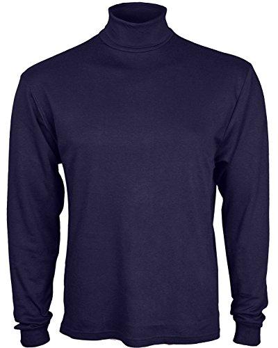 Kentex Online Herren Langarmshirt Blau - Navy