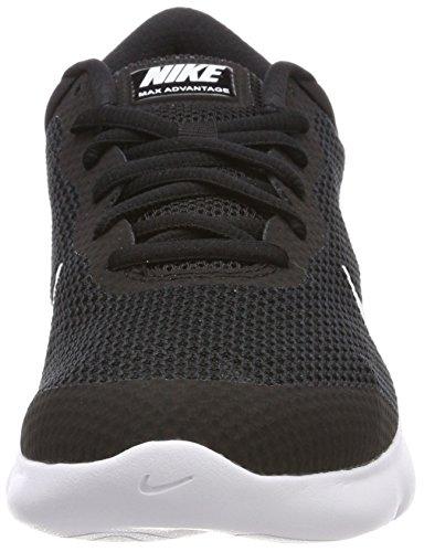 Nike nero 001 Nero Uomo Corsa Vantaggio Bianco Da Scarpe YdZAW6x
