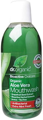 Dr.Organic Aloe Vera Mouthwash - 500 ml
