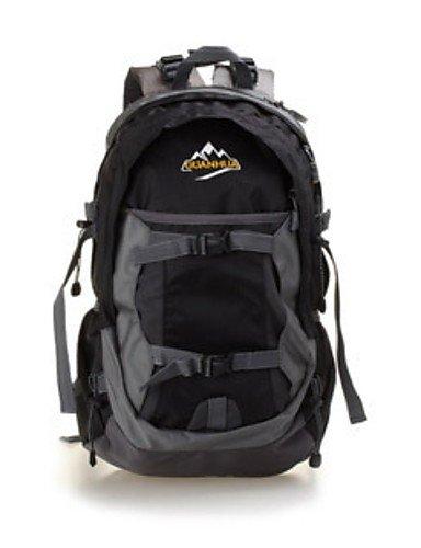 HWB/ n/a L Rucksack Legere Sport / Reisen / Laufen Draußen / Leistung Wasserdicht / Multifunktions andere Nylon N/A Black