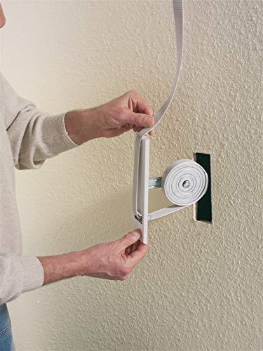 RolloTron Comfort DuoFern 1800-UW - Elektrischer Komfort Funk-Gurtwickler für Rollläden