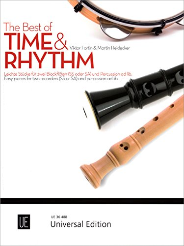 The Best of Time and Rhythm: Easy Dances and Folksongs