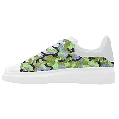 Dalliy tarnung Men's Canvas shoes Schuhe Footwear Sneakers shoes Schuhe (Cougar-frauen-schuhe)