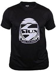 Siux Camiseta Entrenamiento Negra