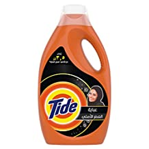 سائل تنظيف عبايات عادي من تايد - 2.5 لتر
