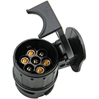 smartspec adaptador de 13pines a 7pines remolque conector luz cableado conector 12N remolque Conventer