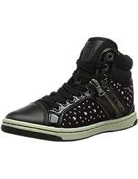 Geox JR CREAMY C Mädchen Hohe Sneakers
