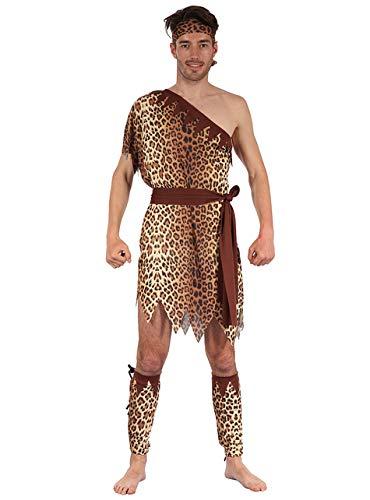 Mann Höhle Kostüm - Kostüm troglodytischen Höhle Männer